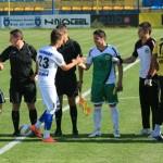 Gloria Bistriţa a jucat patru meciuri amicale în cantonamentul de la Braşov