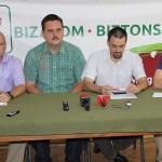 Conferința de presă a avut loc miercuri,   la sediul UDMR