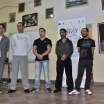 """Deținuții de la Gherla la concursul """"Deținuții au talent""""/Foto: Septimiu Avram"""