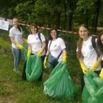 Curățenie generală în avans la Satu Mare. Sursa foto: lumina.org