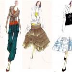 Școala de design vestimentar de la Cluj defilează în ELLE,   Vogue și Harper's Bazaar