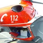 Pacientul a fost dus cu elicopterul la Bucureşti
