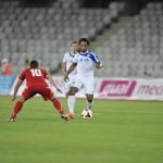 Eric a marcat un gol la Tel Aviv