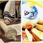 Evreii sărbătoresc începutul Anului Nou