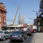 """""""Rachetele"""" Ursus deveniseră o parte din peisajul urban clujean/ Foto: Dan Bodea"""