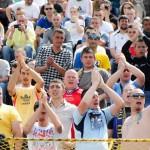 Iubitorii fotbalului din Satu Mare sunt aşteptaţi la un regal fotbalistic