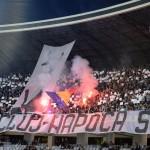 Universitatea Cluj întâlneşte pe Concordia Chiajna într+un meci din cadrul etapei a V-a în Liga I