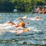 """Înotătorii maramureșeni au avut evoluții foarte bune la """"Traversarea Tarniței"""""""