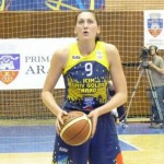 """Veterana"" Larisa Toma va juca din acest sezon la CSU Alba Iulia"