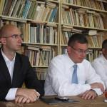 Mihai Răzvan Ungureanu crede că singurul viitor al dreptei este un mare partid de centru-dreapta