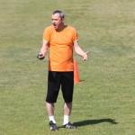 Antrenorul Mircea Rednic știe că la CFR Cluj antrenorii nu au viață lungă/ FOTO: Dan Bodea