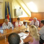 Întâlnirea a avut loc miercuri, la sediul Primăriei din Negrești-Oaș