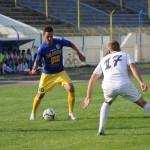 Olimpia Satu Mare și FC Bihor au terminat la egalitate,   scor 1-1,   meciul disputat pe terenul primei echipe