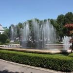 Parcul din Piața Libertății / Fotoreporter: Vasile Mihovici