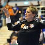Portarul echipei HCM Baia Mare,   Paula Ungureanu a fost premiată la turneul de la Mihalovce