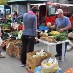 Cartierele Iris şi Grigorescu vor avea pieţe volante