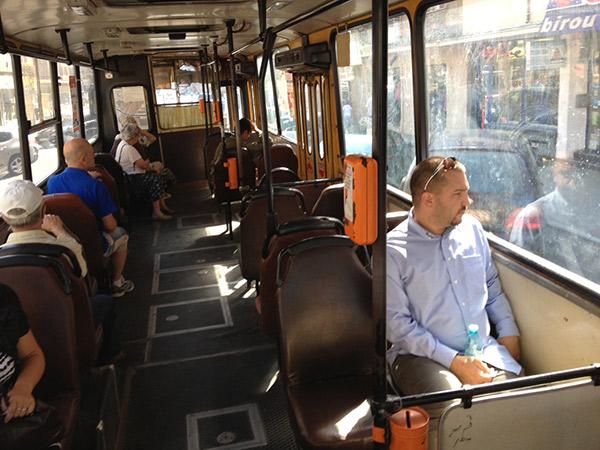plimpare-cu-autobuzul