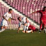 ACS Poli Timişoara a fost îngenuncheată,   pe teren propriu,   de surpriza Ligii I,   FC Botoşani/ FOTO: opiniatimisoarei.ro