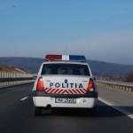 Prins cu 209km/h pe Autostrada Transilvania