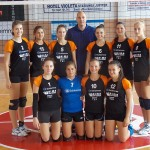 Echipa de volei feminin a CSM Satu Mare
