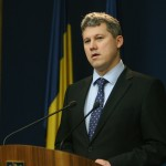 Prim-vicepreşedintele PDL,  Cătălin Predoiu / Sursa foto:  vivafm.ro
