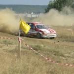 Etapa de rallycross de la Mioveni ar putea fi ultima pentru David Tarța,   în 2013