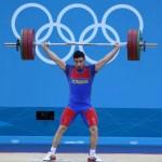 Halterofilul Răzvan Martin a fost depistat pozitiv la un control antidoping,   iar medaliile cucerite anul acesta la europene i-au fost retrase