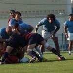 CSM Știința Baia Mare va juca pe terenul campionilor de la RCM Timișoara,   în play-off-ul SuperLigii de rugby/FOTO: Ovidiu Sebastian