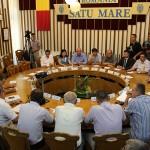 Ședința Consiliul Local Satu Mare