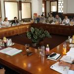 Stadiul de implementare a proiectului a fost analizat luni,   un cadrul unei ședințe