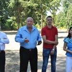 Primarul Dorel Coica a declarat că lucrarea executată nu corespunde nici pe departe celor prevăzute în contract