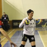 Mihaela Ani Senocico a fost declarată cea mai bună jucătoare a turneului de la Bekescsaba/ FOTO: Dan Bodea