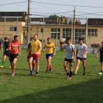 CSS Siromex Baia Mare rămâne o pepinieră pentru echipele naționale de rugby juniori/ FOTO: Tania Purcaru