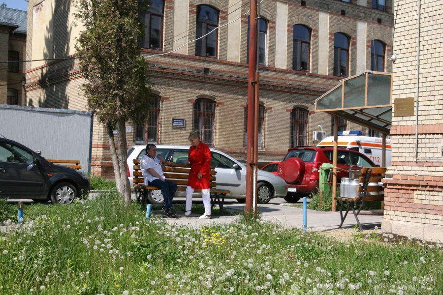 Clinică din cadrul Spitalului Judeţean de Urgenţă Cluj