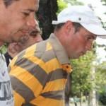 Ionel Brumă s-a predat la postul de poliție din Lunca Ilvei /  Sursa foto: bistriteanul.ro