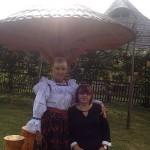 Elena Udrea a postat pe contul de Facebook o fotografie în care apare alături de mama sa