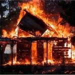 Incendiu la o fabrică de paleți din Maramureș