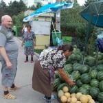 Amenzi pentru vânzătorii de pepeni