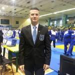 Vasile Fuşle înasoţeşte lotul naţional de judo cadeţi la C.M U18,   de la Miami