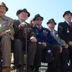 În județ mai sunt aproximativ 700 de veterani de război