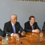 Oficialii au discutat despre colaborare pe plan economic şi sociale între Olanda şi judeţul Maramureş