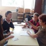 Candidaţii au avut de înfruntat joi ultima probă de admitere: testul scris la limba română şi o limbă străină,   la alegere dintre engleză şi franceză