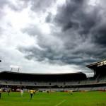 Cluj Arena,   un stadion nu foarte prietenos cu gazdele/ Foto: Dan Bodea