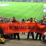 Suporteri din toată România i-au susţinut pe tricolori în confruntarea istorică cu Ungaria