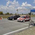 Pilotul băimărean David Tarța a terminat pe podium la VSS Rally Arad