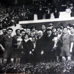 Ripensia,   în finala Cupei României din 1934 / Foto: wikipedia
