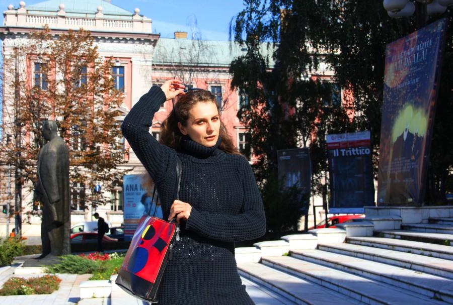 Angelica Nicoară a reprezentat România la Miss Universe în 1993, ocupând locul 18 din 79/Foto: Dan Bodea