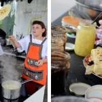 Transilvania Fest 2013 aduce la Cluj-Napoca producatori locali,   mesteşugari şi ansambluri folclorice,   care vor anima timp de trei zile Piaţa Unirii/Foto: transilvaniafest.ro