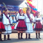 "Ansambul Oașul la ""Taste of Romania"""