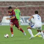 Cadu nu va juca la Braşov / Foto: Dan Bodea